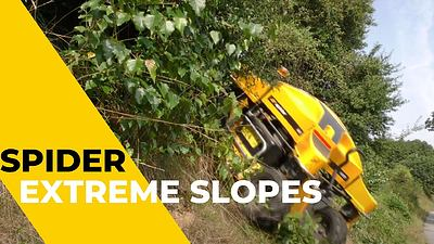 Application: Extreme slopes