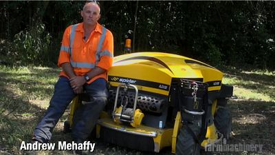 Testimonial: Farms&Farm Machinery, Australia