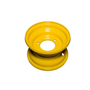 Wheel disk 3.50x6 - yellow