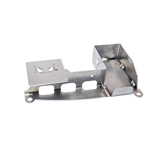 Electronic bracket AKU FS