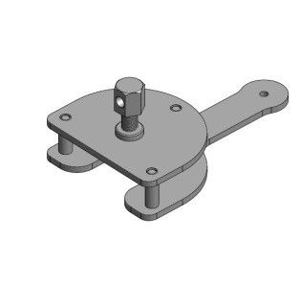 ILD02 hydromotor pulley puller