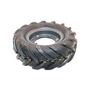 Wheel 16x4 8PR - Hollow rim - complete