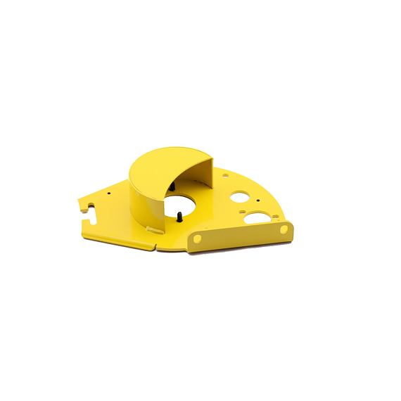 Winch bracket - left