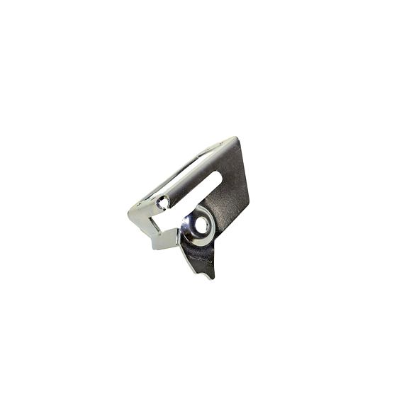 Throttle servomotor bracket