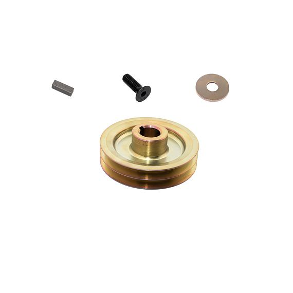 Belt pulley SPB 118 - complet