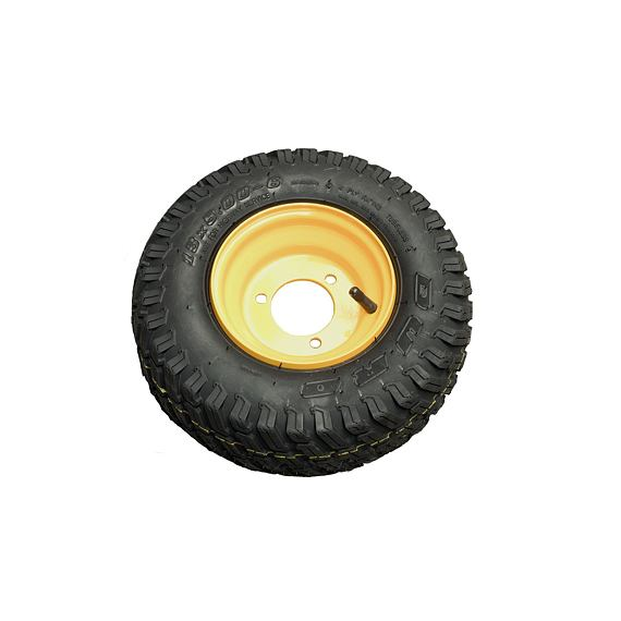 Wheel 13x5.00-6 4PR TURF - CROSS LINER